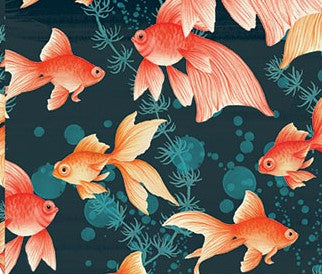 The Art File - Goldfish Wrap 3M (Collection & Delivery)