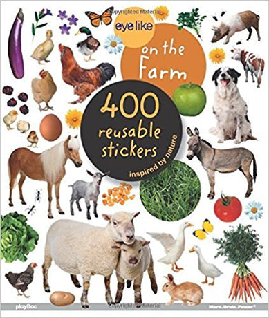 Exley 400 Stickers - On the farm