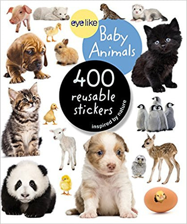 Exley 400 Stickers - Baby animals