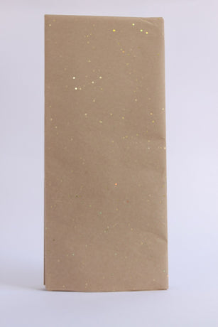 Postmark Tissue Paper - Gold Dust