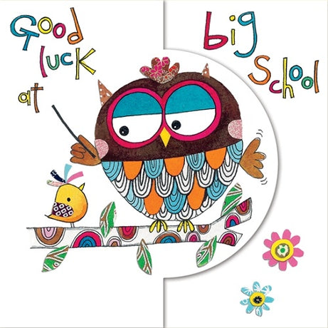 Rachel Ellen - Good luck at big school