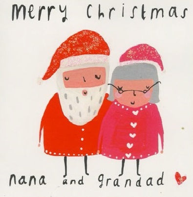 Sooshichacha - Nana and Grandad