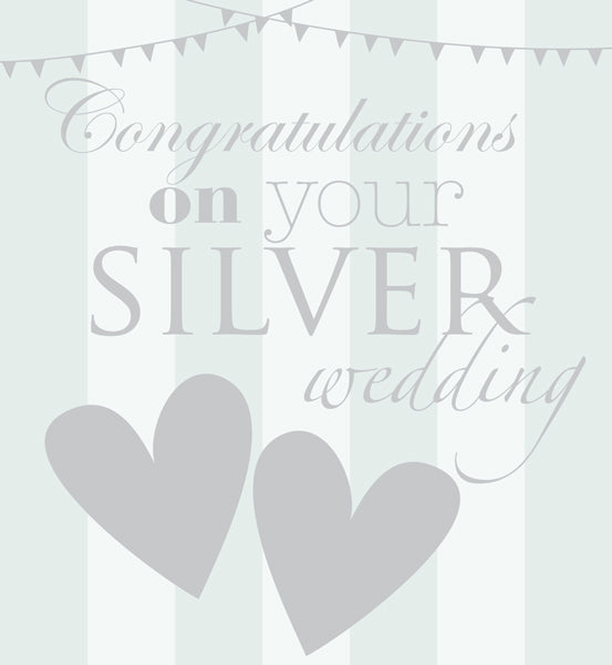 Think of Me - Silver Anniversary Congrats