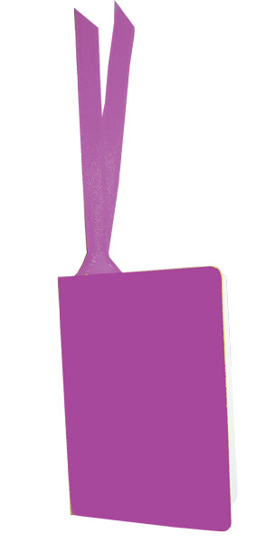 Gift tag - Purple