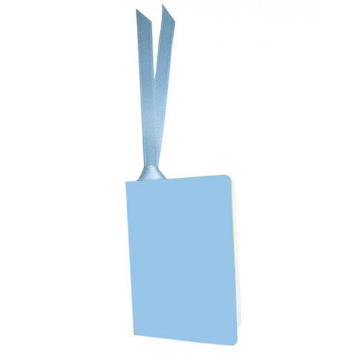 Gift tag - Soft Blue