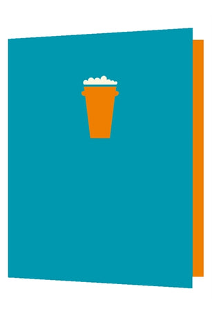 Bright New Things - Die cut pint