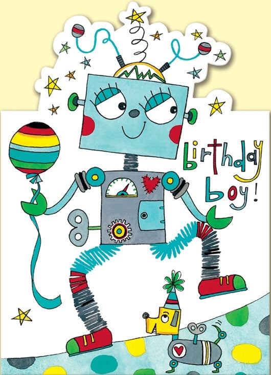 Robot Birthday