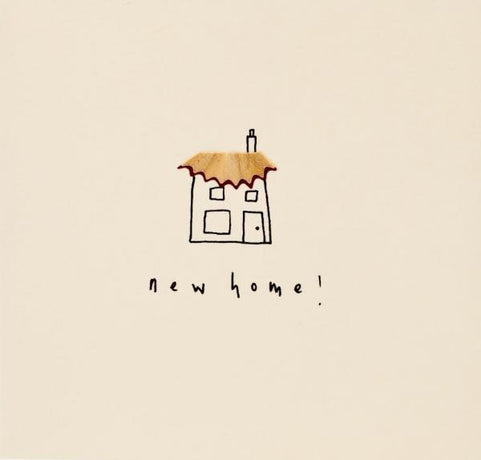 Pencil Shavings - New home