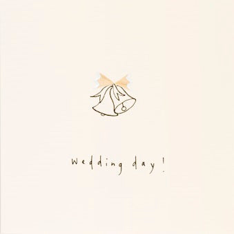 Pencil Shavings - Wedding day
