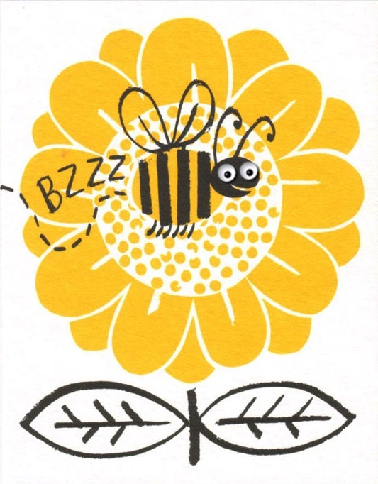Lisa Jones Studio - Buzzing bee