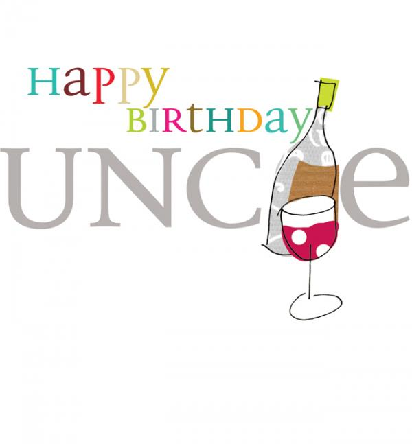 Caroline Gardner - Uncle birthday