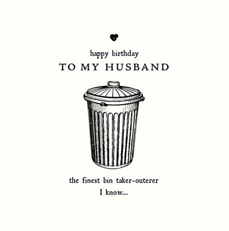 Alice Scott - Husband Birthday