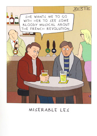 Miserable Les