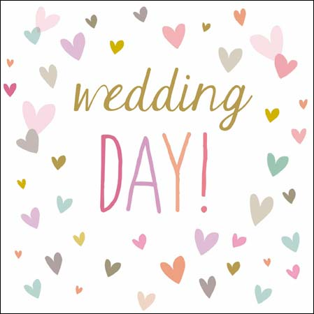 Woodmansterne - Wedding day