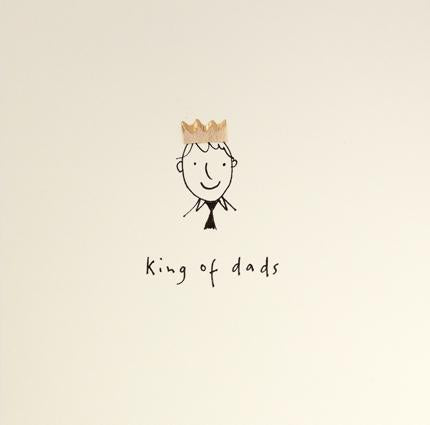 Pencil Shavings - King of dads