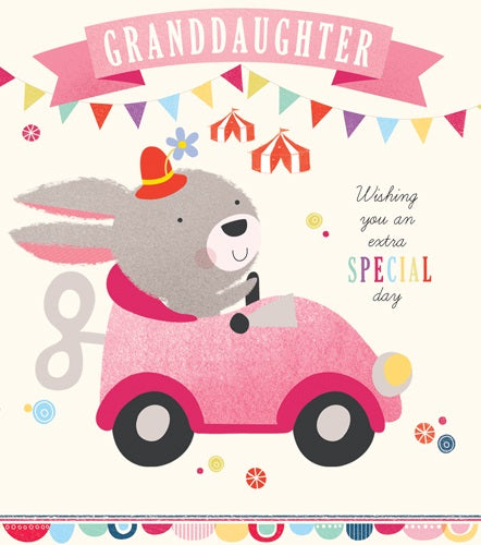 Granddaughter brithday