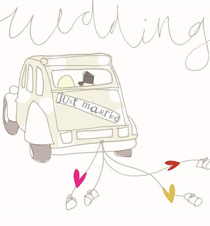 Caroline Gardner - Wedding cars