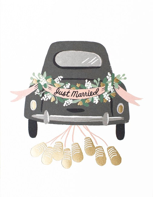 Rifle Paper - Just married