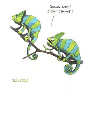 A Colourful Mind - Chameleons