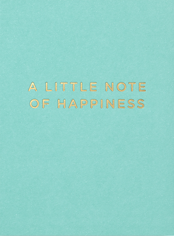 Lagom - Little note of happiness