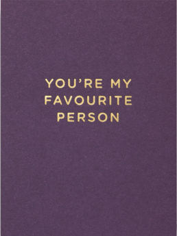 Lagom - You're my favourite person
