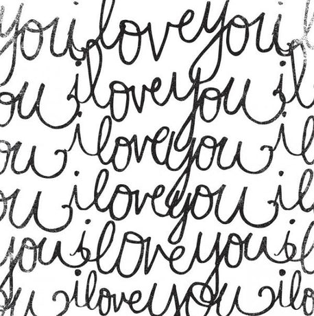 Urban Graphic - I love you