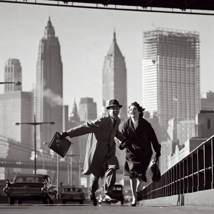 Norman Parkinson - New York, 1960's