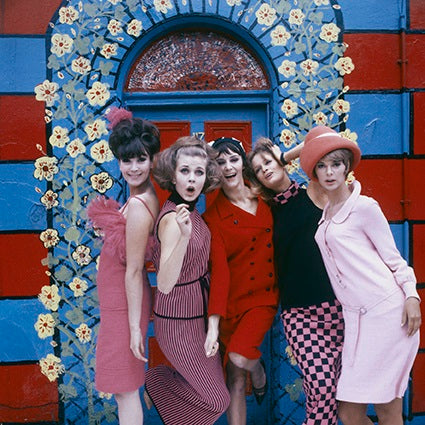 Norman Parkinson - Life Magazine, 1963