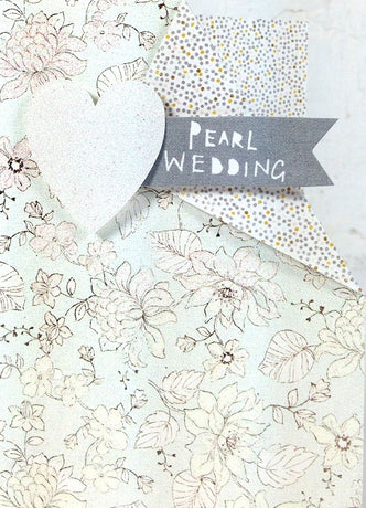 Paper Salad - Pearl Wedding