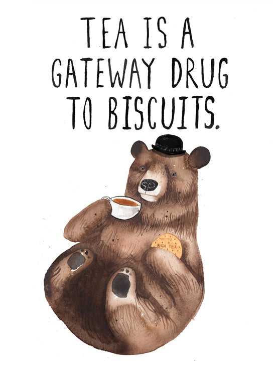 Jolly Awesome - Biscuit bear