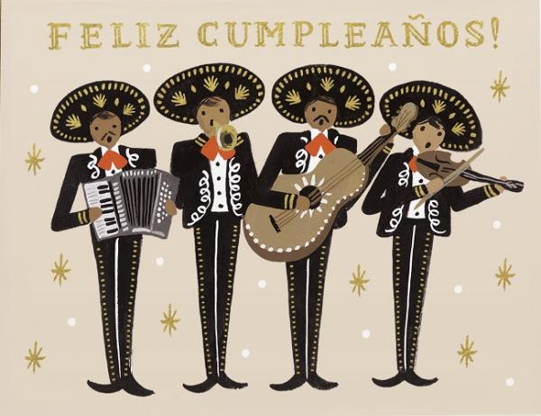 Rifle Paper - Mariachi Birthday
