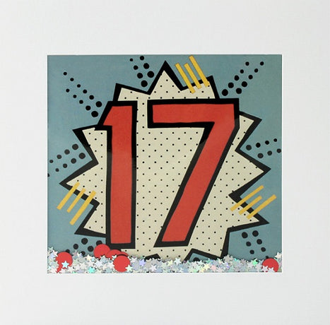 Shakies - 17th birthday