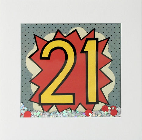 Shakies - 21st birthday