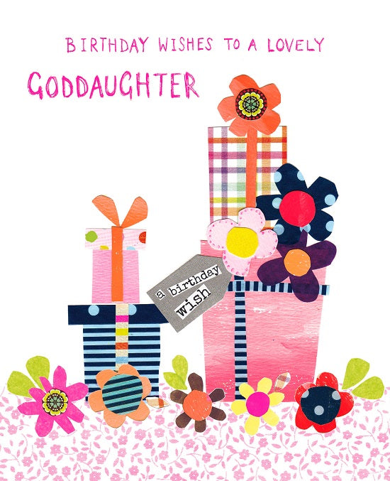 Paper Salad - Lovely goddaughter