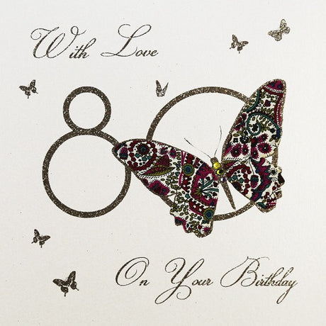 Five Dollar Shake - 80th butterfly