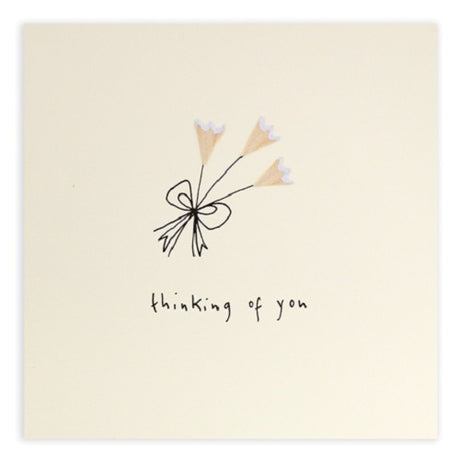 Pencil Shavings - Thinking of you