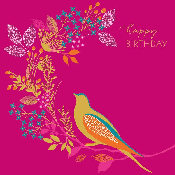 Sara Miller London - Birthday bird
