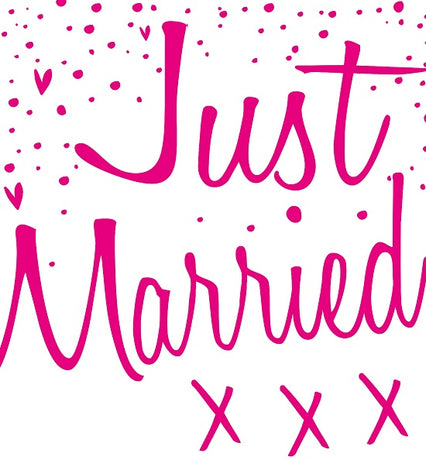 Caroline Gardner - Just married