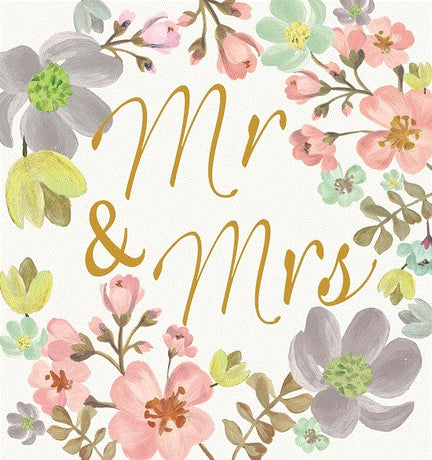 Caroline Gardner - Mr and Mrs