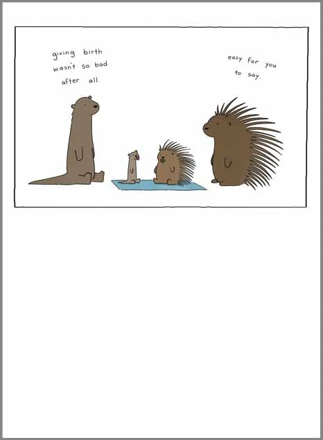 Liz Climo - Birth