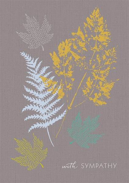 Sara Miller London - Sympathy leaf