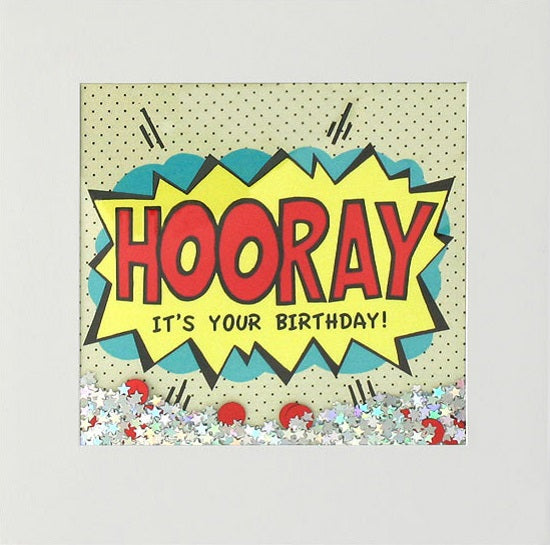 Shakies - Hooray birthday