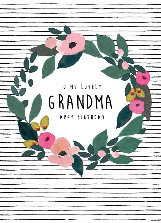 Stop The Clock - Grandma birthday