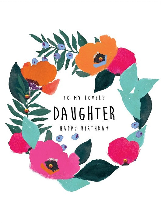 Stop The Clock - Daughter birthday