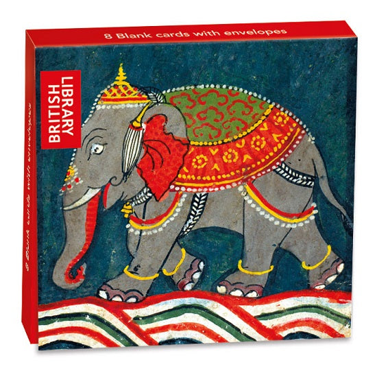 Museums & Galleries - Caparisoned elephant x 8
