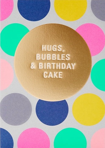Lagom - Hugs, bubbles and cake