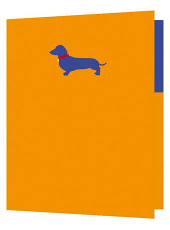 Bright New Things - Die cut Sausage Dog