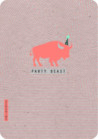 Geronimo - Party beast