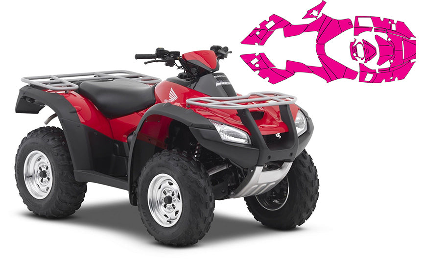 eight view nailed the model com an this in honda sway notch atv is suspension fourtrax irs ride and ample calibration of rincon inches underneath has travel manufacturers quality review a on top bar rear