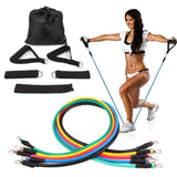 Resistance Bands For Exercise Body Training Workout Yoga - KaiMax Express